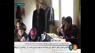 Iran DaryaBon village, Talesh county, Village School teacher آموزگار روستاي دريابن تالش ايران