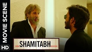 Abuses A - Z by Amitabh | Shamitabh | Movie Scene