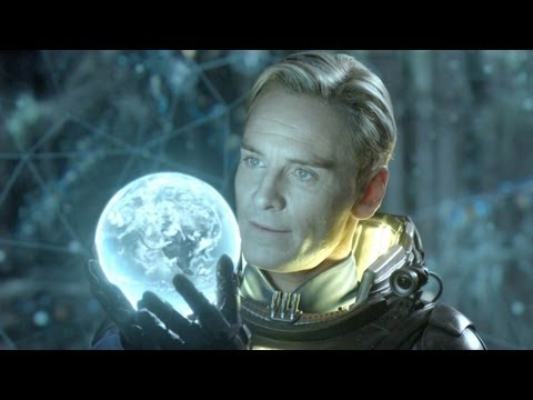 'Prometheus' End Credits Reveal Viral Site/Mystery Date
