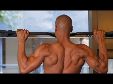 How to Do a Basic Pull-Up | Back Workout