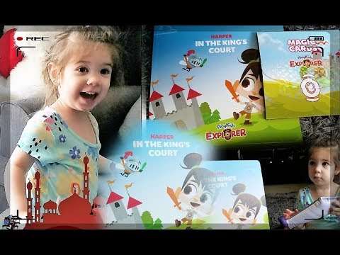 PlayKids Explorer Kit   Unboxing/Review
