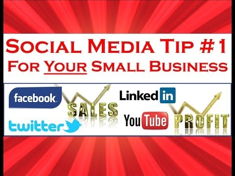 Social Media Tips #1 | How to Post-Share Blog Posts On Twitter | For Small Business Marketing