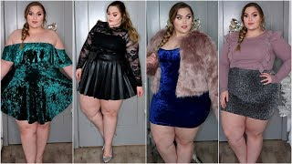 Winter Plus-Size Clothing Haul + Try-On | Forever 21 + H&M ♡ 2017/2018