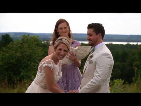 Mirissa & Bryan | Northern Michigan Wedding Highlight Film