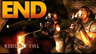 FINÁLE - Resident Evil 5 CO-OP / 1080p 60fps / CZ/SK Lets Play / # 18
