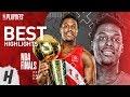 Kyle Lowry Full Series Highlights Raptors Vs Warriors 2019 NBA Finals