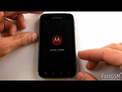 Unlock Motorola - all Android-powered models