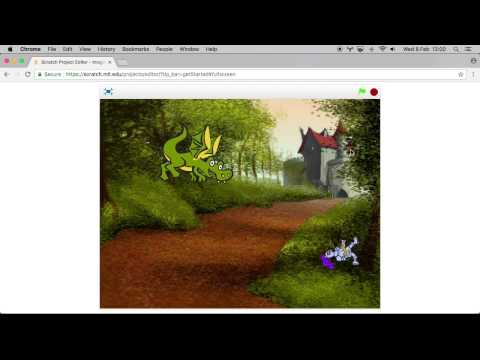 Make a game in 5 minutes with Scratch