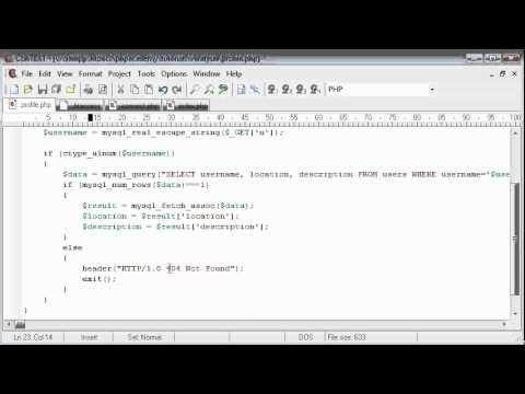 PHP Tutorial: Vanity URL (Part 2)