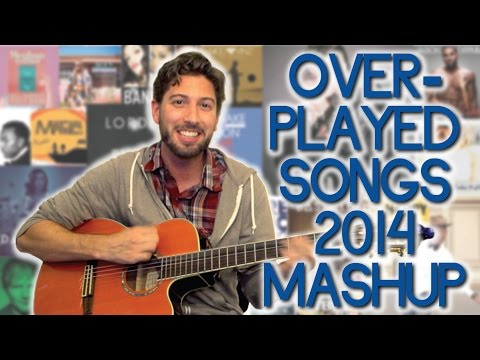 20 Most Overplayed Songs of 2014 - One Minute Mashup #33