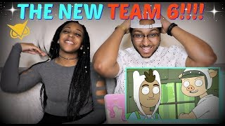"Vanoss Gaming Animated: ""Team 6"" REACTION!!!"