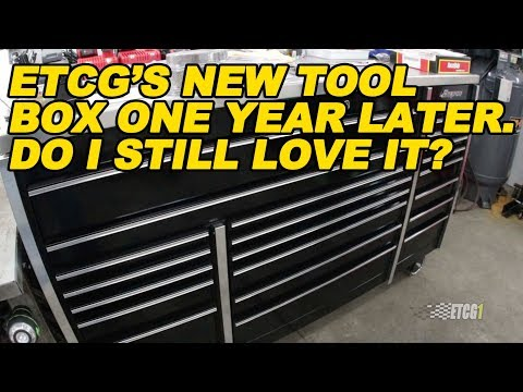 ETCG's New Tool Box One Year Later. Do I Still Love It?