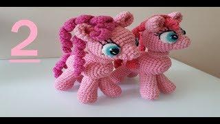 Amigurumi Crochet Oyuncak Tek Boynuzlu At (Unicorn) Pattern Yapımı ... | 180x320