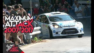 Maximum Attack | The best of Rally | WRCantabria 2007 - 2017