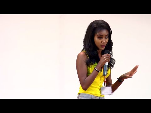 Un-label yourself | Rewina Sahle | TEDxYouth@Arada