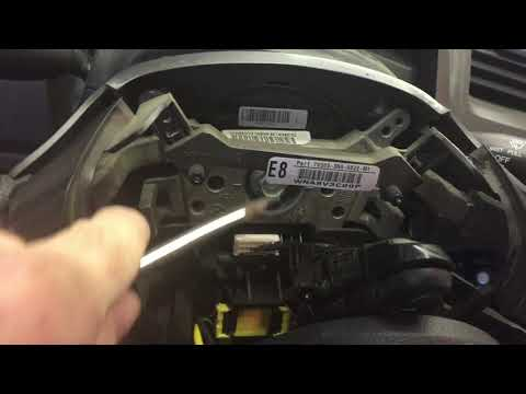 2008 Honda Civic Cruise control switch replacement.