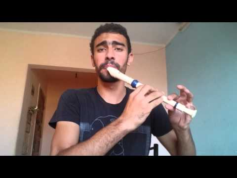 My War (Official Music Video)  - Recorder Beatbox - Medhat Mamdouh