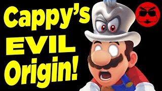 Super Mario Odyssey: The DARK Truth Behind Cappy! | Culture Shock