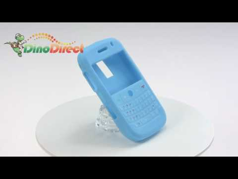 Silicone Protective Skin Case Cover for BlackBerry 9000  from Dinodirect.com