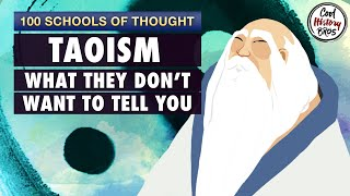 Taoism - The Most Misunderstood Philosophy in the West - Hundred Schools of Thought
