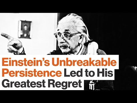 Einstein's Persistence, Not Genius, Is the Reason We Know His Name | David Bodanis