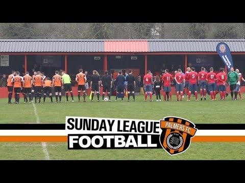 Sunday League Football - THE ESSEX CUP FINAL