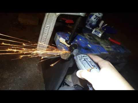 Dremel 3000 ez lock cutting kit, cutting metal review