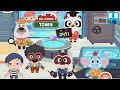 Download  Dr. Panda Town - New Areas Police Station MP3,3GP,MP4