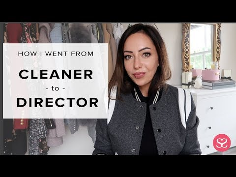 CLEANER TO DIRECTOR! 💲💰 HOW I DID IT BEFORE 30! | Storytime | Sophie Shohet
