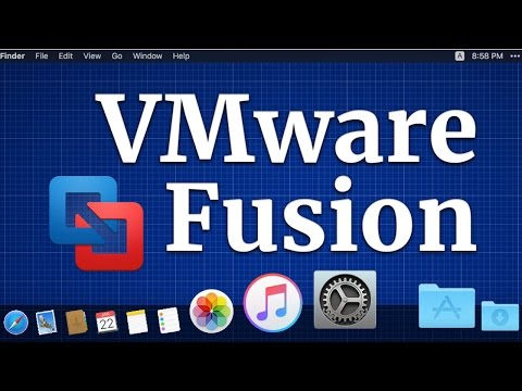 How to install VMware Fusion in macOS