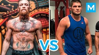 Download Connor McGregor VS Khabib Nurmagomedov (Workouts) | Muscle Madness Video