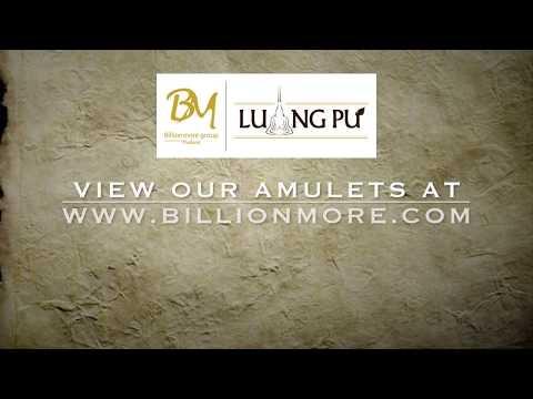 The best powerful LP Nguen amulet! Don't miss