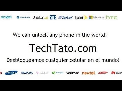 How to unlock Any Alcatel cellphone! (Ex: MetroPCS Alcatel 7040n)