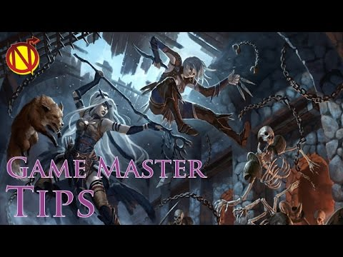 How to Build a Dungeon in a Fantasy RPG Campaign| Game Master Tips