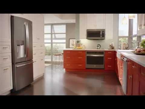 GE Appliances Exclusive Slate Finish