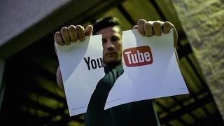 Goodbye, YouTube