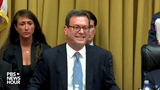 WATCH: Full exchange between Corey Lewandowski and House Judiciary Counsel Barry Berke