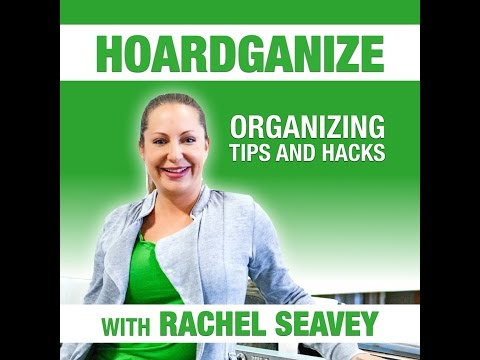 Hoardganize Podcast - 5 Tips On Keeping Your Kitchen Tidy