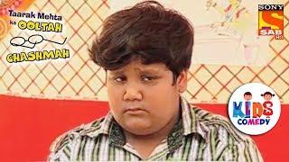 Goli Cannot Resist His Hunger | Tapu Sena Special | Taarak Mehta Ka Ooltah Chashmah