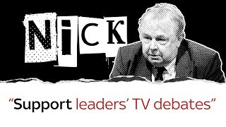 Nick Ferrari on leaders