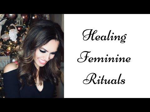 Feminine Healing Grooming Rituals