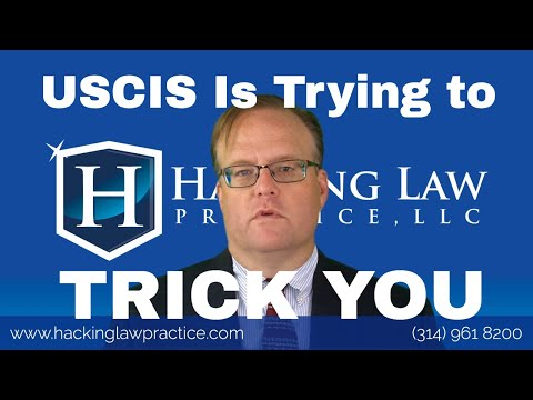 A New USCIS Trick in Spouse Cases