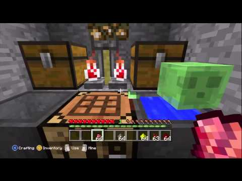 Minecraft Xbox 360 - Title Update 7 - How to Brew Potions.