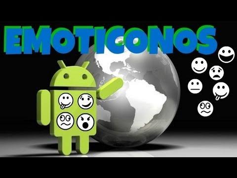 Emoticonos para Android
