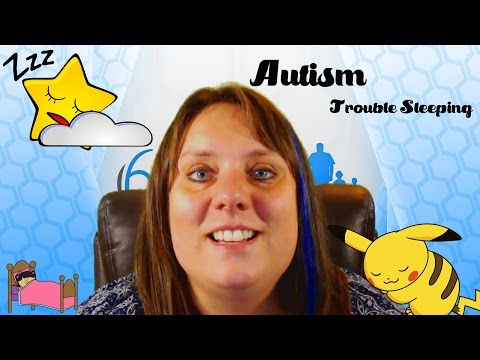 Autism: Tips For Kids That Have A Hard Time Sleeping