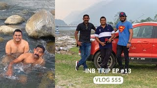 Balason River Bath & Cooking at Dudhiya, INB Trip EP #13