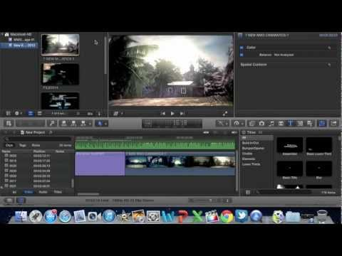 The 2 best movie makers for mac