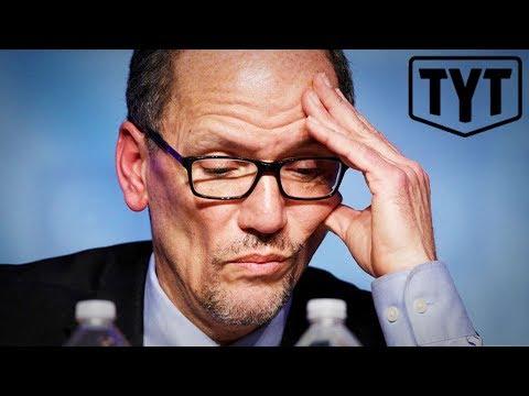 Tom Perez Can't Stop Pissing Off Progressives