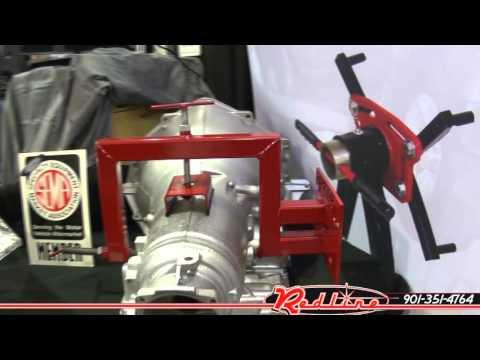Rack-Up Transmission & Engine Stands