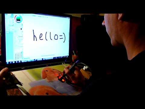 DIY Graphic Tablet